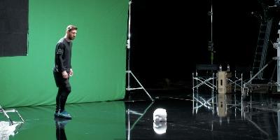 スカルプDネクスト 新CMオンエアに先駆けて メッシ選手の衝撃キック映像公開