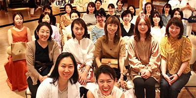 """アンファー スカルプD ボーテ主催 大草直子氏と浜中聡子医師による """"女性の元気貯金""""トークショーを開催しました"""