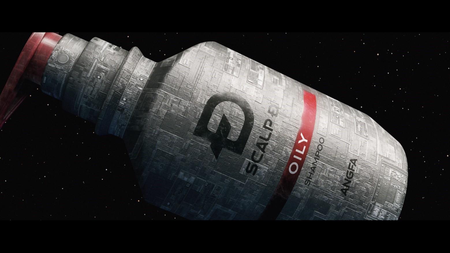 スカルプDのボトルが宇宙船に!? 「スター・ウォーズ/スカイウォーカーの夜明け」のオリジナルCM公開