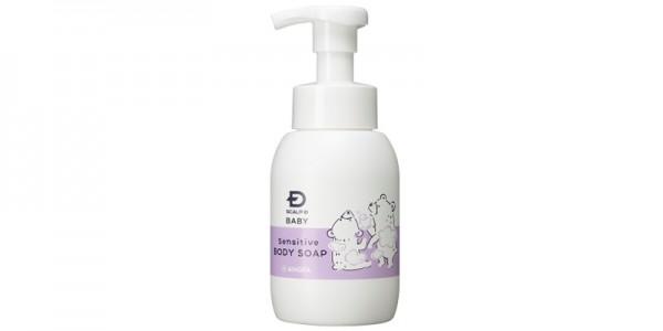 Sensitive BODY SOAP_800*400