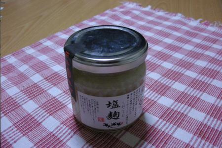 話題の塩麹でエイジングケア