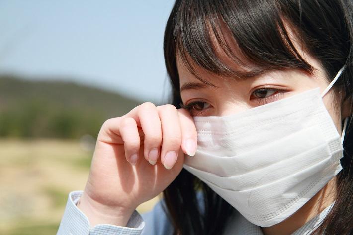 PM2.5の影響で凶悪化!? つらい花粉症の予防と治療