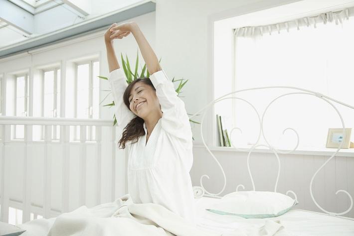 たった1分で、睡眠の質は格段に向上する!?