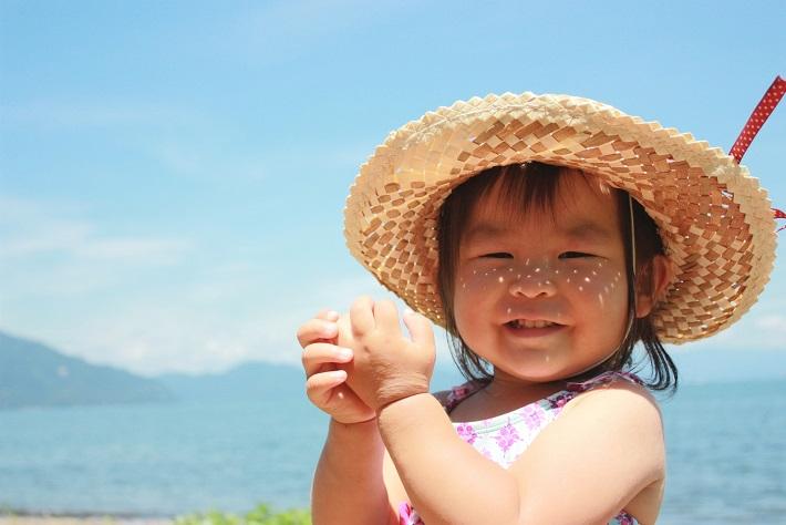 ママも子供も、過度の日光浴は不要!その分は食事で賢く補え...