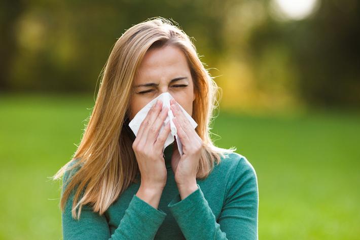 侮れません、秋の花粉症。セルフケアの強化で予防&症状緩和...