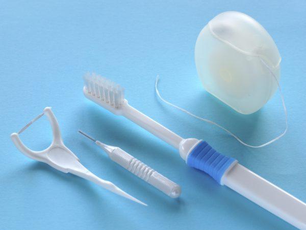 歯磨きをする時のワンポイント