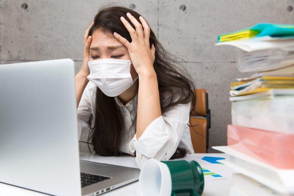 内蔵型冷え性の症状