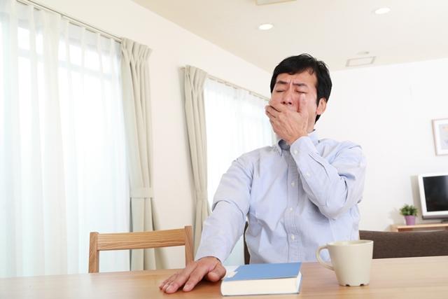 熟睡できない、眠りが浅い、寝ても疲れが取れない、そんな兆候を軽く見るのは危険です!