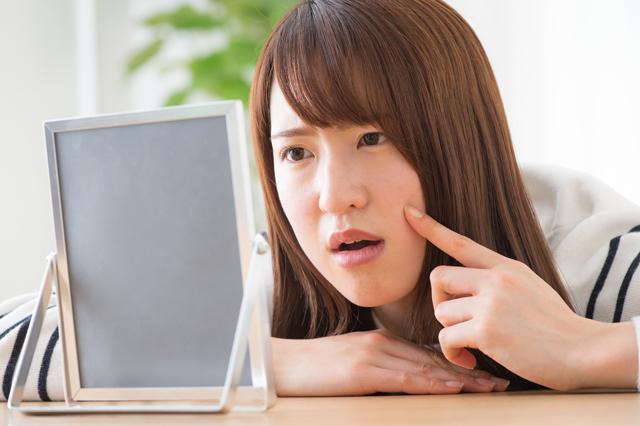 亜鉛が足りないと、肌荒れや味覚障害が起こるって本当?