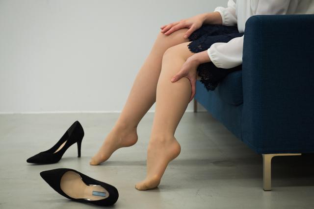 特にむくみやすいパーツは顔と足