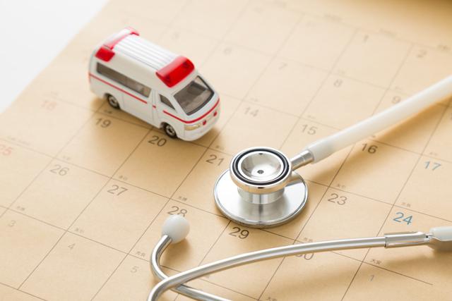 アナフィラキシーショックが起こったときの応急処置とは?