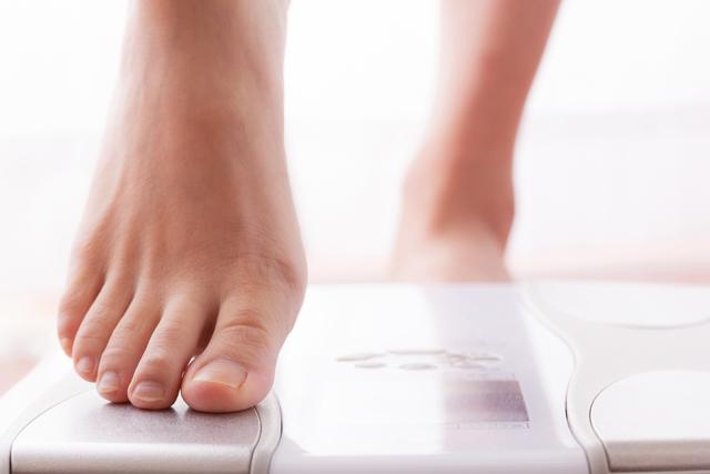 極端な体重減少には最大級の警戒を!