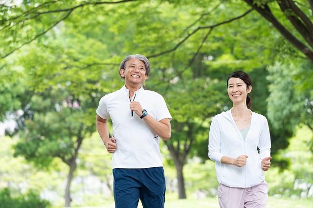適度な運動や生活習慣の改善で男性更年期障害の対策を